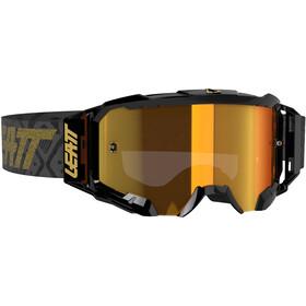Leatt Velocity 5.5 Iriz Anti Fog Mirror Goggles black/bronz